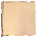 Royalty Free Photo of a Blank Polaroid Transfer on a White Background