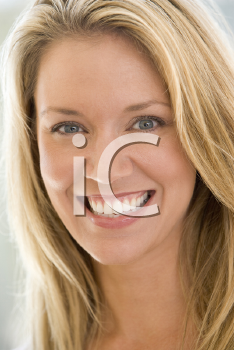Royalty Free Photo of a Woman