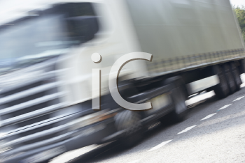 Royalty Free Photo of a Truck