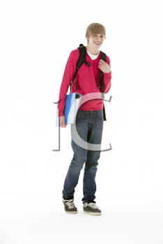 Royalty Free Photo of a Student