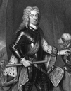 John Churchill, 1st Duke of Marlborough (1650-1722) on engraving from 1830. Prominent English soldier and statesman. Engraved by R.Cooper and published in ''Portraits of Illustrious Personages of Grea