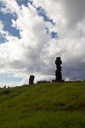 Royalty Free Photo of the Easter Island Statues