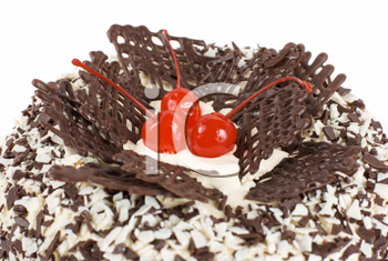 Royalty Free Photo of a Chocolate Cake