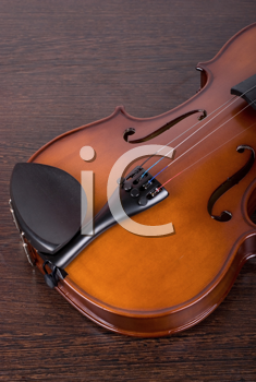 Royalty Free Photo of a Violin