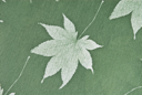 Close-up of a beautiful pattern on a paper background