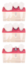 Royalty Free Photo of Dental Models With Different Types of Treatments