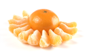 Royalty Free Photo of Mandarin Oranges