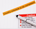 Close up shot of a pen and Business chart. Shallow DOF.