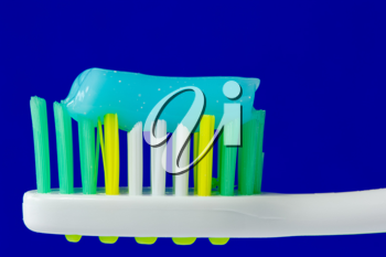 Royalty Free Photo of a Toothbrush