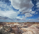 Petrified Forest National Park, Arizona.