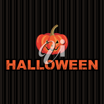 Happy Halloween background. vector illustration