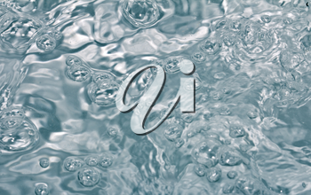 background of water