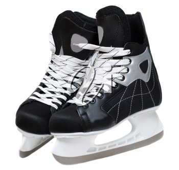 Royalty Free Photo of a Pair of Skates