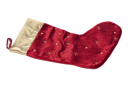 Royalty Free Photo of a Christmas Stocking