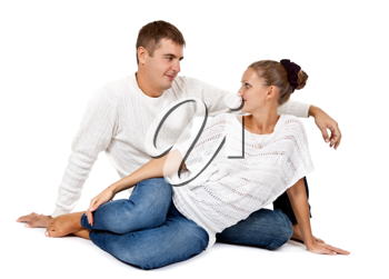 Royalty Free Photo of a Couple