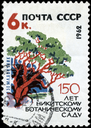 USSR - CIRCA 1962: A Stamp printed in USSR shows the Arbutus, from the series