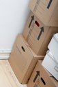 Royalty Free Photo of a Bunch of Boxes