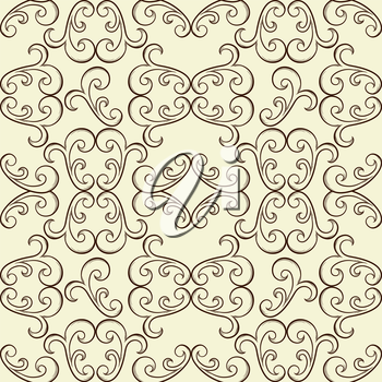 Royalty Free Clipart Image of a Pattern