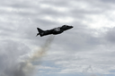 Royalty Free Photo of a Harrier Jump Jet