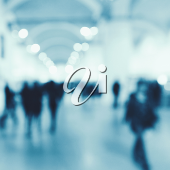Airport. Abstract blurred backgrounds for your design