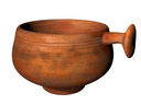 Royalty Free Clipart Image of a Roman Dipper
