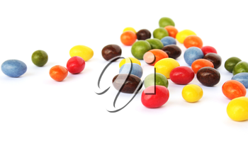 Royalty Free Photo of a Bunch of Candies