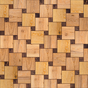 Wooden Parquet Floor. Highly Detailed Seamless Tileable Texture.