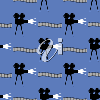 Cinematograph illustrations and royalty-free clipart images