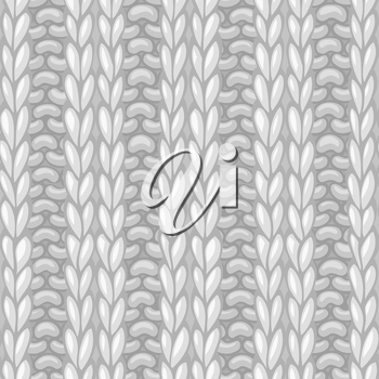2x2 rib texture. Vector high detailed stitches. Boundless background can be used for web page backgrounds, wallpapers, wrapping papers and invitations.