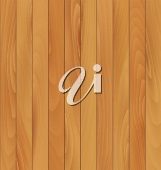 Wooden Texture Background with Vertical Planks Boards