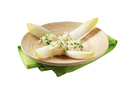 Finger food - Cheese balls and endive leaves