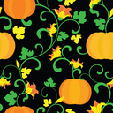 Halloween background. Seamless pattern